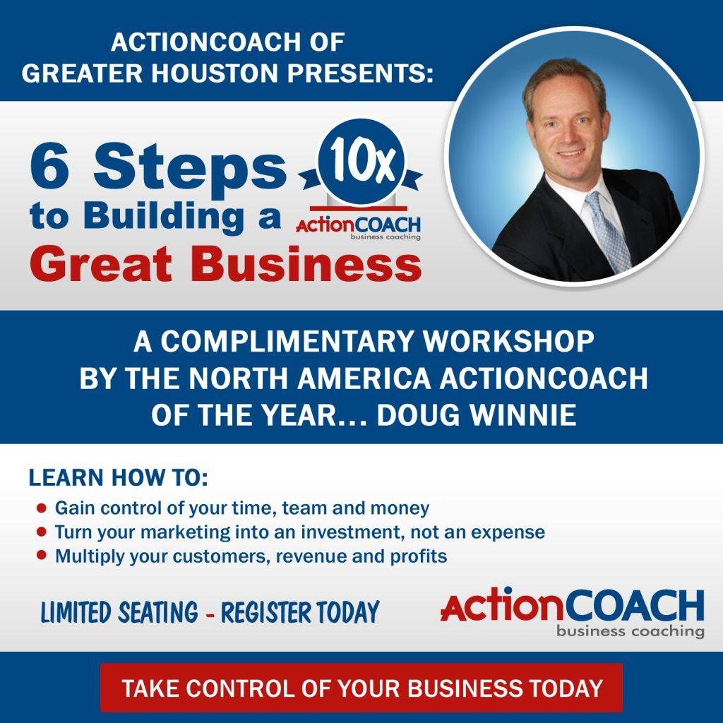 Lunch & Learn - Houston Business Workshops