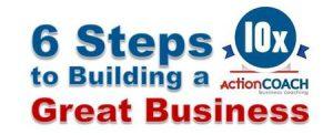 6 Steps Logo